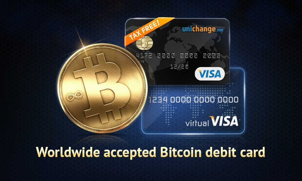 unichange-bitcoin-card