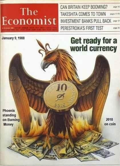 The Economist Dergisinin 30 Yıl Önceki Öngörüsü Bitcoin İle Gerçek Mi  Oluyor? › CoinTürk