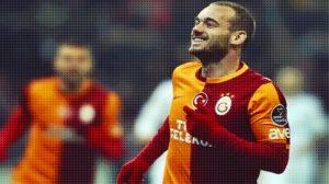Tron Wesley Sneijder'le Anlaştı