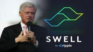 Bill Clinton Ripple'ın Ödeme Teknolojileri Konferansına Katılacak