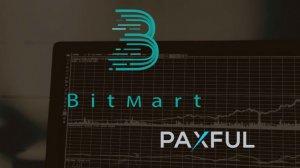 BitMart, Eşler Arası İşlemlerde Finansal Devrimi Desteklemek için Paxful ile Ortaklık Duyurdu