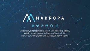 Türk Kripto Para Borsası Makropa'yla Tanışın
