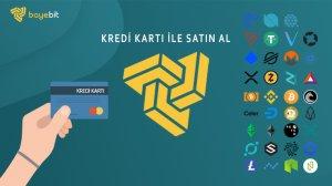 Bayebit'le Tanış! Kredi Kartıyla 35 Adet Kripto Parayı Kolayca Satın Al
