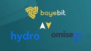 Hydro ve OmiseGO Bayebit'te!
