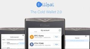 Yeni Kripto Para Donanım Cüzdanı ELLIPAL İle Tanışın!