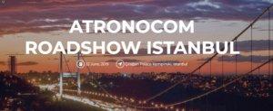 Atronocom Roadshow İstanbul Başlıyor!