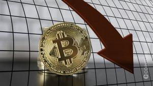 Bitcoin'den Sürpriz Düşüş!