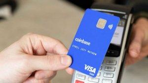 Coinbase Visa Debit Kartı Kullanımda