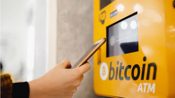 Dunyadaki Toplam Bitcoin Atm Sayisi 5 000 A Ulasti Guncel