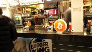 Burger King Bitcoin Ödemelerini Kabul Etmeye Başladı!