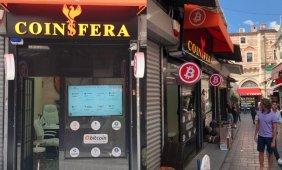 Istanbul'da Nakit Parayla Bitcoin ve 500'den Fazla Kriptoparayı Alıp Satabileceğiniz Bitcoinshop Olduğunu Biliyor Muydunuz?