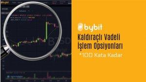 Bybit'de Overload Engeline Takılmadan 100 Kata Kadar Vadeli İşlem Opsiyonlarına Göz Atın
