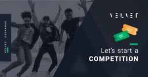 Velvet Exchange $20.000 ve 50 Bitcoin Ödüllü Yarışmasını Duyurdu!