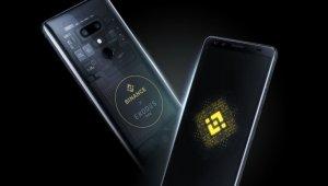 Binance ve HTC'den Ses Getirecek Ortaklık!