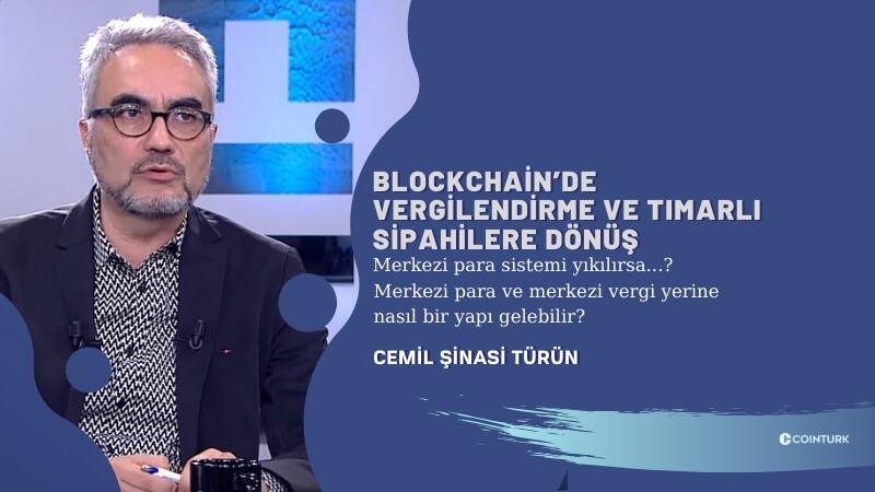 Blockchain'de Vergilendirme ve Tımarlı Sipahilere Dönüş