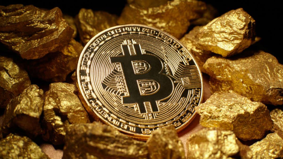 altın stoğu rekor kırdı, bitcoin yatırımları arttı