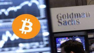 Bitcoin, Goldman Sachs Eleştirisinden Sonra Uçuşa Geçti
