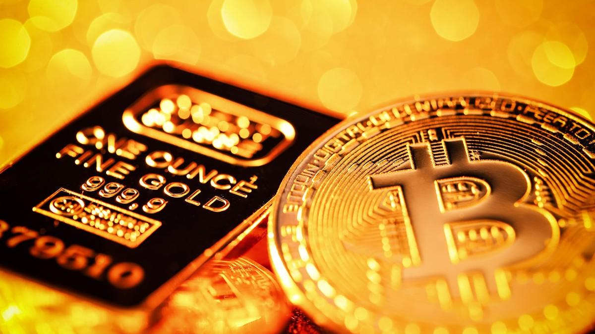Altın Rekor Kırdı, BTC Nasıl Tepki Verecek?