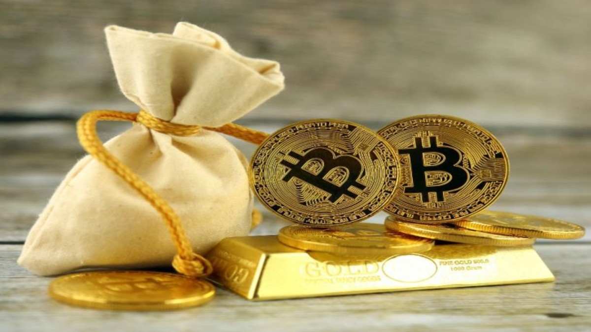 Bitcoin (BTC) ve Altın Arasındaki Durum Değişiyor: 2017'den Beri Bir İlk!