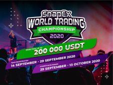 SnapEX, 200.000 USDT Ödüllü Dünya Trading Şampiyonasının 2. Sezonunu Duyurdu