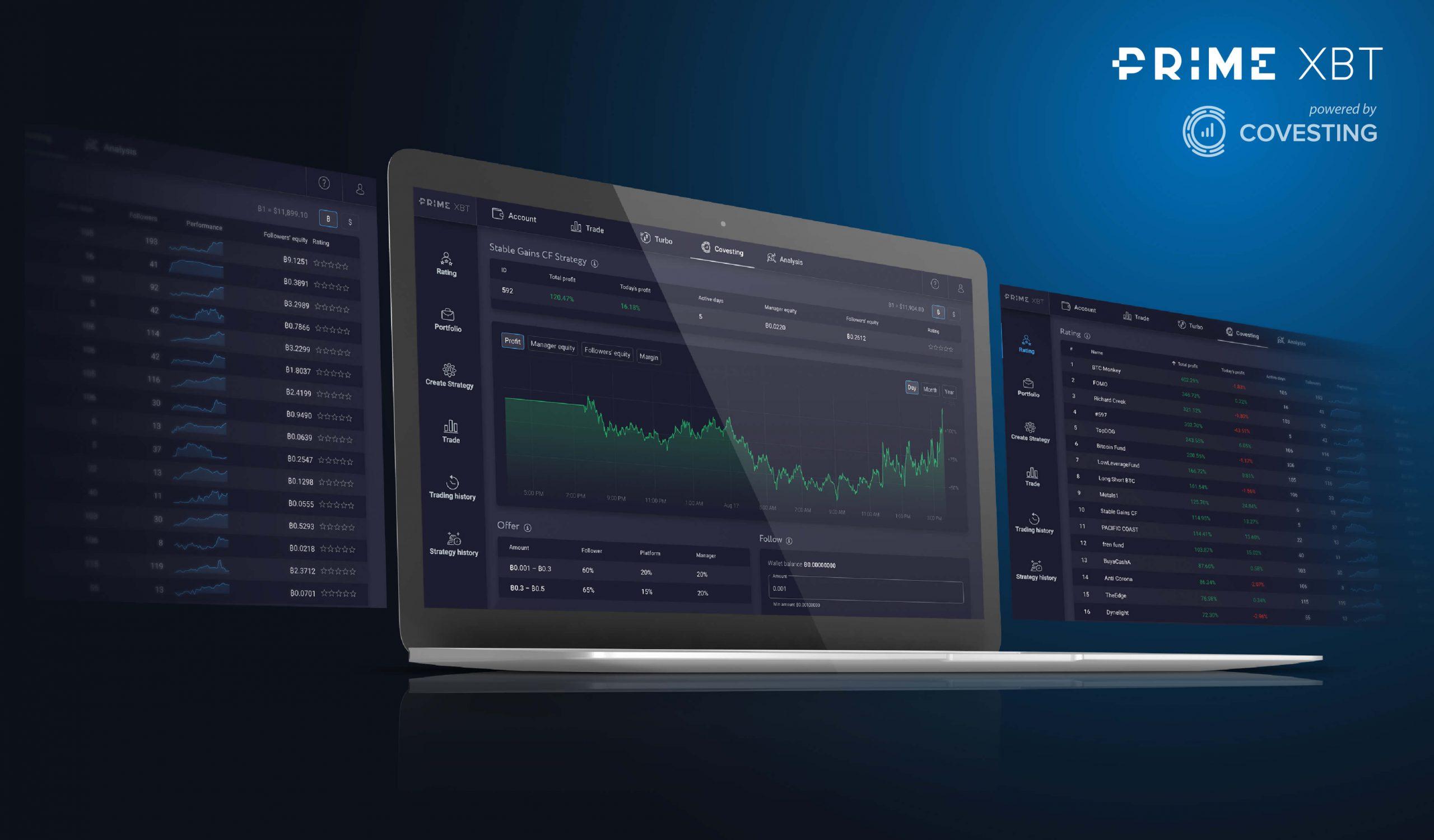 Yeni Başlayanlar İçin Covesting: PrimeXBT'de Copy Trading Nasıl Kullanılır?