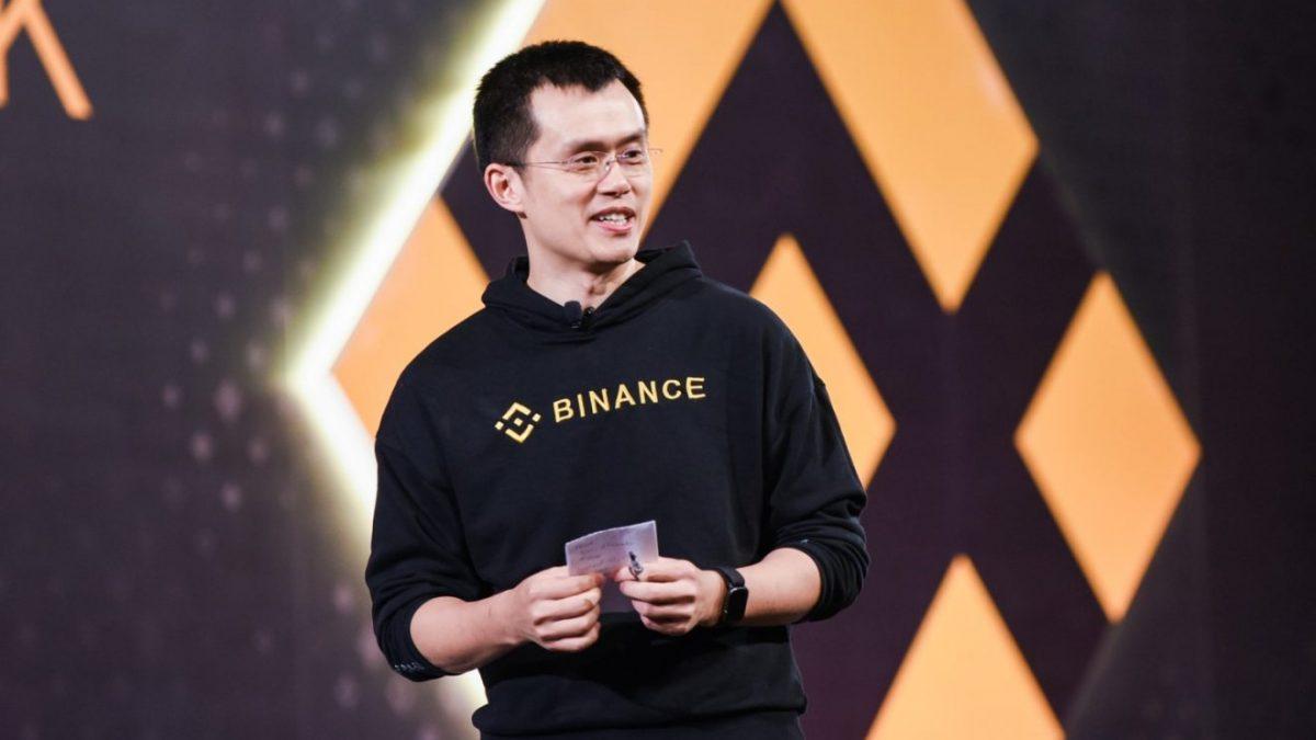 Binance CEO'sundan Yeni Ethereum (ETH) Göndermesi