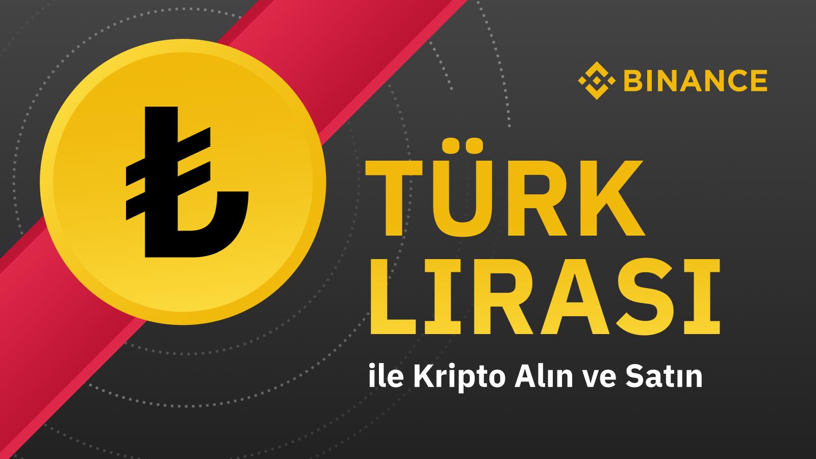 Binance Türkiye Açıldı