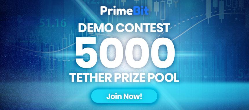 PrimeBit Demo Alım Satım Yarışmasında 5.000 USDT Ödül!