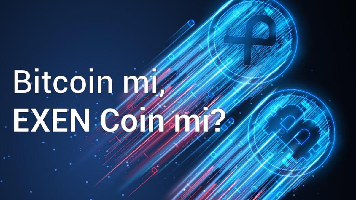 Bitcoin Mi, EXEN Coin Mi?
