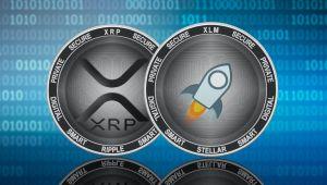 Rakiplerin Büyük Performansı: Ripple (XRP) ve Stellar (XLM) Kendi Rallilerini Mi Başlattı?
