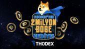 THODEX'ten Yeni Üyelere 2.000.000 Dogecoin Hediye!