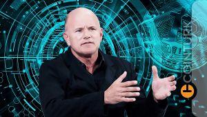 """Galaxy Digital CEO'su: """"Kripto Para Sektörü Henüz Yolun Başında"""""""