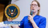 SEC Komisyon Üyesi Peirce, Olası Bir Bitcoin Yasağı Hakkında Konuştu