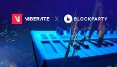 Vibrate, İlk Live Gig NFT Etkinliğini Blockparty İle Düzenliyor