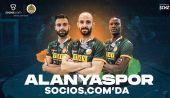 Bir Türk Futbol Takımı Daha Token Çıkarıyor: Alanyaspor Socios İle Anlaştı