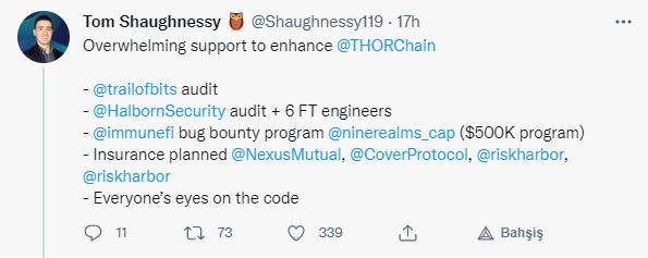 THORChain Hack