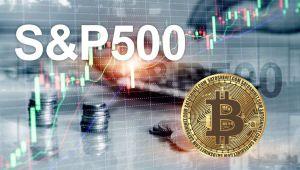 Bitcoin (BTC) ve S&P 500 Arasındaki İlişki 2021'de İlk Kez Negatife Döndü