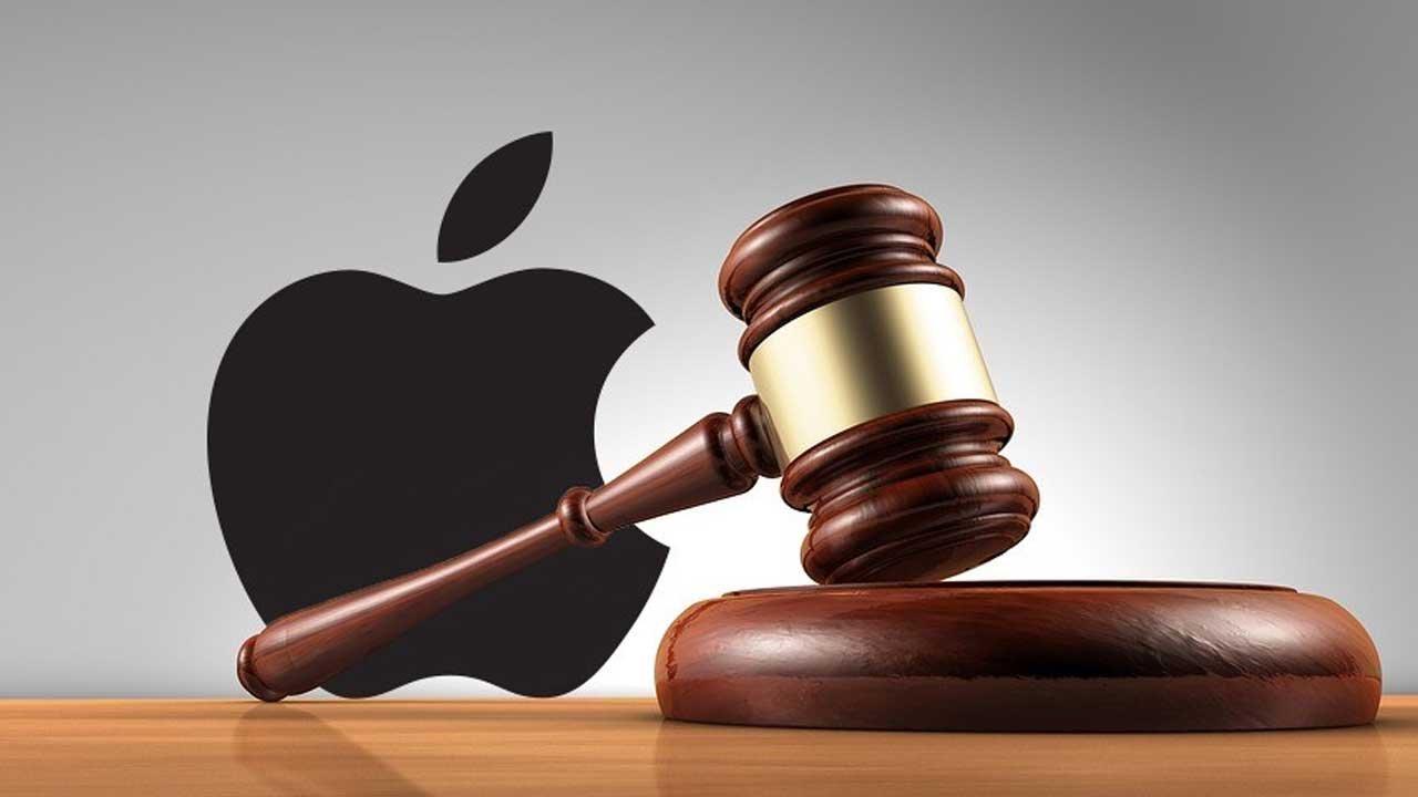 Apple'ın Başı Dertte! XRP Sahipleri Apple'a Karşı Toplu Dava Açtı