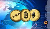 Bitcoin (BTC), Ethereum (ETH) ve Ripple (XRP) Fiyat Analizi