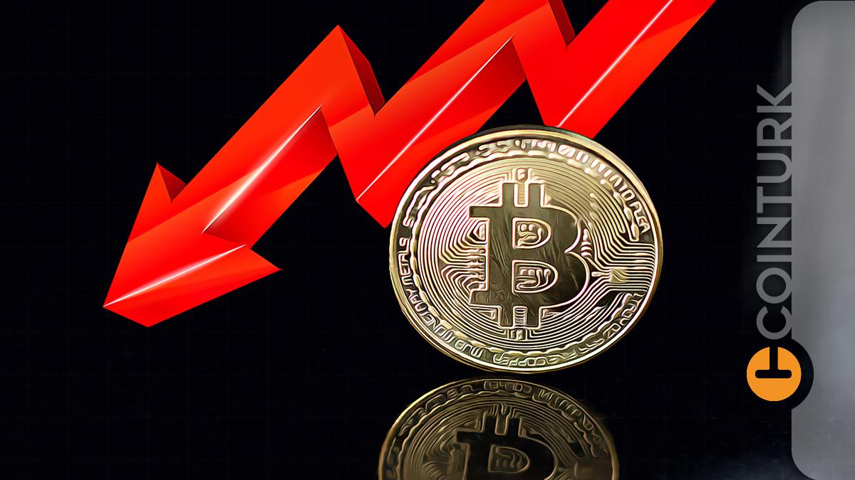 Bitcoin Dakikalar İçerisinde 9.000 Dolar Sildi! Kripto Paralar Neden Düşüyor?