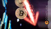 Düşüşün Arkasındaki 3 Etken: Bitcoin'deki (BTC) Sert Düşüşün Sebebi Ne?