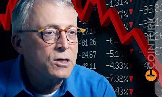 """Usta Trader Peter Brandt'ın Korkutan Bitcoin Açıklaması: """"Boğa Piyasasında Değiliz"""""""