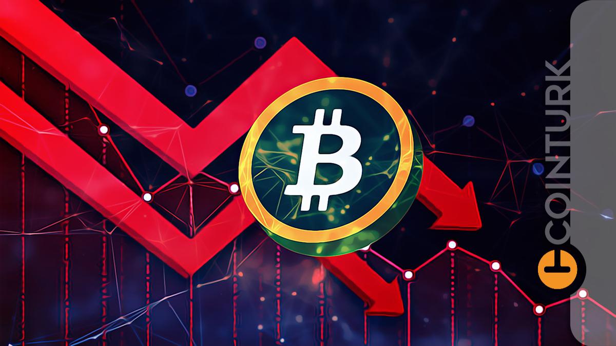 Bitcoin (BTC) Bu Borsada Dakikalar İçinde Yüzde 8 Düştü! Fiyat Çakıldı